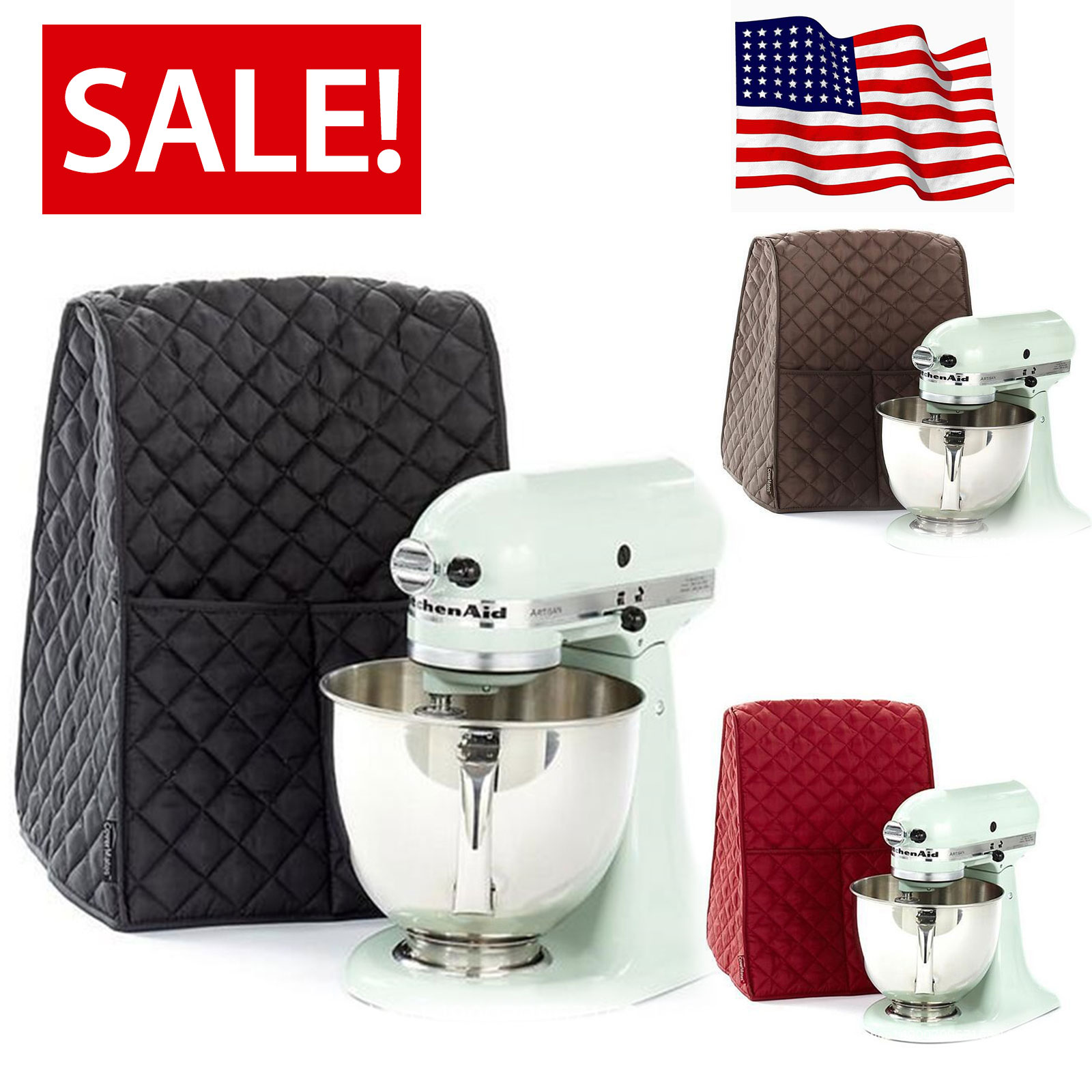 For Kitchen Aid Fitted Stand Home Kitchen Food Mixer Dust Co