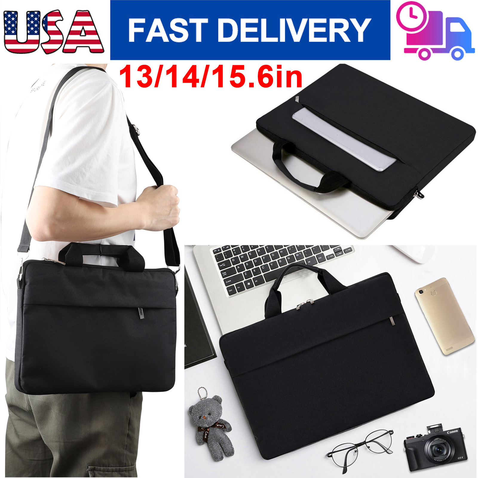 laptop sleeve carry bag protective notebook tablet