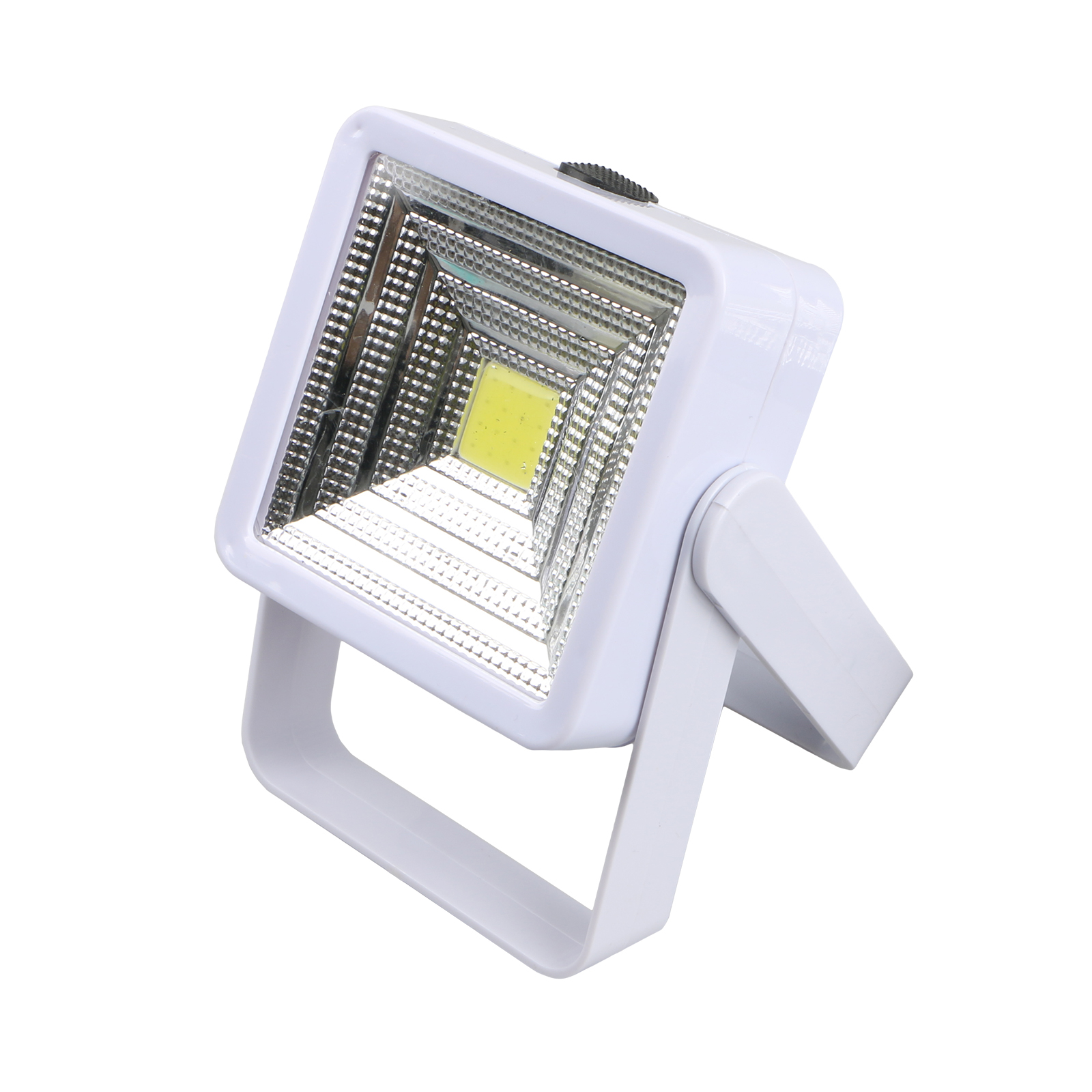 Portable COB LED Camping Lantern Rechargeable Solar Power Hiking ...